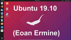 Випуск дистрибутива Ubuntu 19.10
