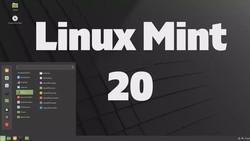 Реліз дистрибутиву Linux Mint 20