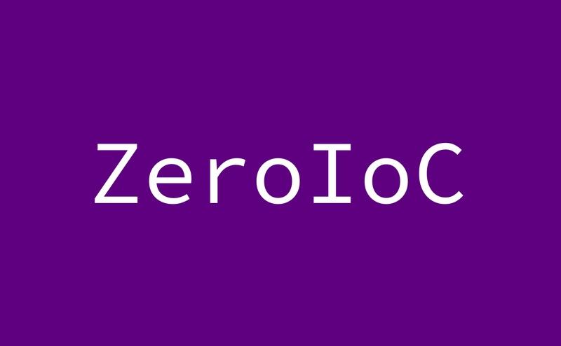 ZeroIoC - IoC контейнер на Source Generator-ах
