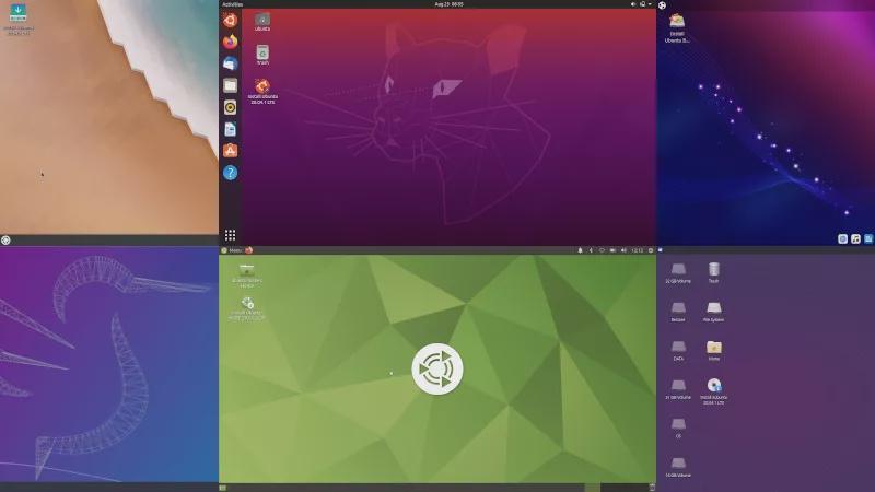 Багатолика Ubuntu в 2020 році