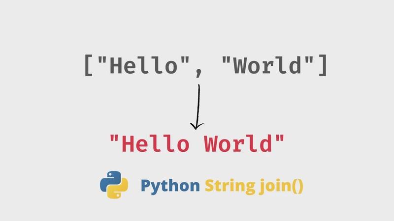 """Не використовуйте оператор """"+"""" для об'єднання рядків в Python"""