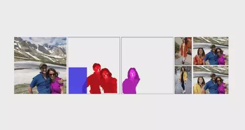 Нейромережева модель від FAIR додає людину на фотографію