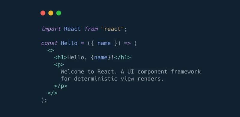 Вступ в React, якого нам не вистачало